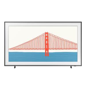 Smart TV Samsung 50´ 4K QLED 50LS03A Processador IA HDR10+ Design Slim Molduras Customizáveis Modo Arte - QN50LS03AAGXZD