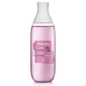 Desodorante Colônia Spray Corporal Perfumado Ameixa e Flor de Cerejeira Tododia Feminino - 200ml