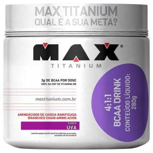 BCAA Drink 280 g - Max Titanium