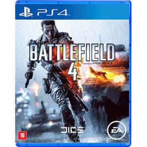 Oferta ➤ Game – Battlefield 4 – PS4   . Veja essa promoção