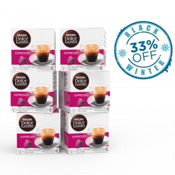 Oferta ➤ Cápsulas Dolce Gusto – Combo de Espresso   . Veja essa promoção