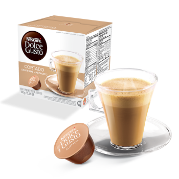 Dolce Gusto - Café Au Lait Com Leite Desnatado - 15% OFF