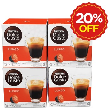 Dolce Gusto - Combo de Lungo