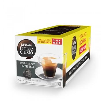 Dolce Gusto - Pack Espresso Intenso - 48 Cápsulas (Vencimento: 01/10)