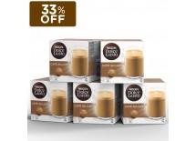 Combo cápsulas de café Dolce Gusto - 5 caixas