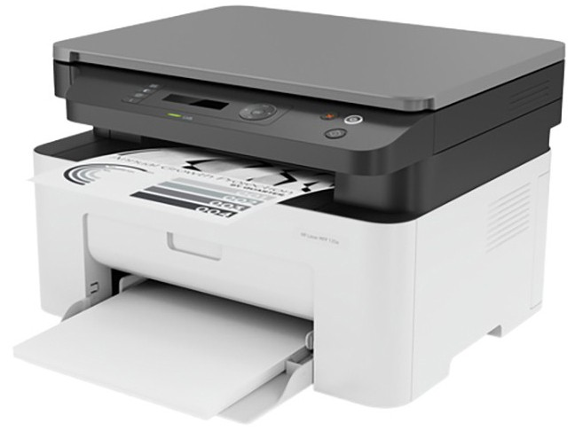 Impressora Multifuncional HP Laser 135A - Preto e Branco USB