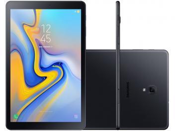 """Tablet Samsung Galaxy Tab A T595 32GB 10,5"""" 4G - Wi-Fi Android 8.1 Octa Core Câm 8MP Gravação 4K - Magazine Ofertaesperta"""