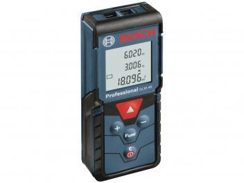 Trena Laser 40m Bosch - GLM 40 Professional