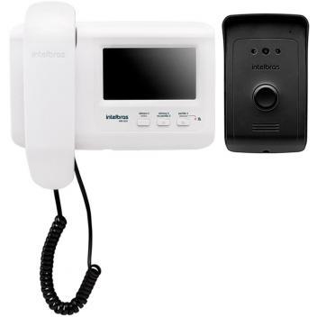 Vídeo Porteiro Intelbras IVR 1010 Branco - Interfone