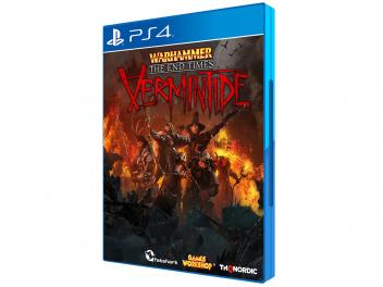 Warhammer The End Times: Vermintide para PS4 - THQ Nordic - Magazine Ofertaesperta