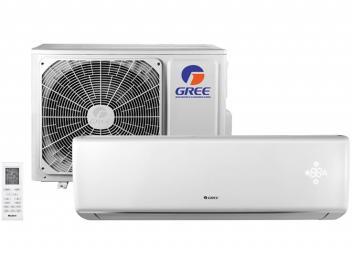 Ar-condicionado Split Gree 9.000 BTUs Quente/Frio - Eco Garden 220v GWH09QB-D3NNB4A