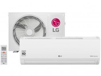 Ar condicionado Split LG Inverter 9.000 BTUs - S4Q09WA5WB