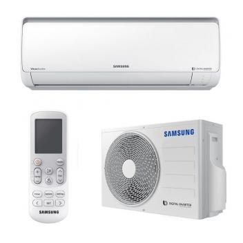 Ar Condicionado Split Samsung Digital Inverter 8 Polos 9000 BTUs Frio 220V AR09MVSPBGMXAZ - Magazine Ofertaesperta