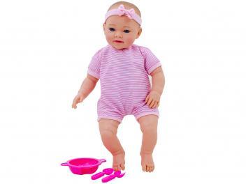 Boneca Liege Papinha com Acessórios - Bambola