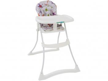 Cadeira de Alimentação Burigotto Bon Appetit - para Crianças até 15kg - Magazine Ofertaesperta