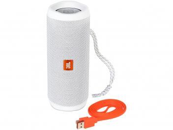 Caixa de Som Bluetooth JBL Flip 4 16W USB à Prova de Água