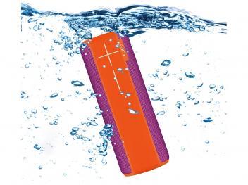 Caixa de Som Bluetooth Ultimate Ears BOOM2 20W - BOOM2 20W com Subwoofer Laranja