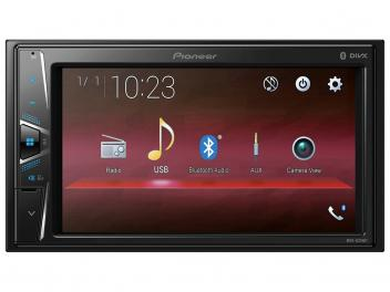 "Central Multimídia Pioneer MVH-G218BT Bluetooth - Touch 6,2"" USB Auxiliar - Magazine Ofertaesperta"