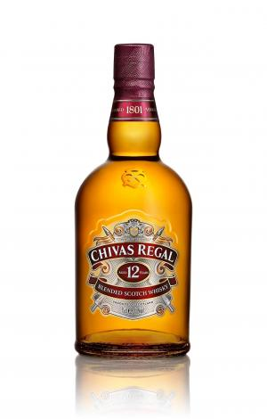 Chivas Regal Whisky 12 anos Escocês - 750ml