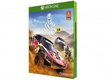 Dakar 18 para Xbox One - Bigmoon - Magazine Ofertaesperta