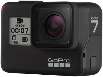 Câmera Digital GoPro Hero 7 Black 4K CHDHX-701-LW