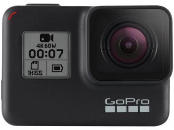 "GoPro Hero 7 Black À prova de Água 12MP Wi-Fi - Bluetooth Gravação 4K Display 2"" Touch - Magazine Ofertaesperta"