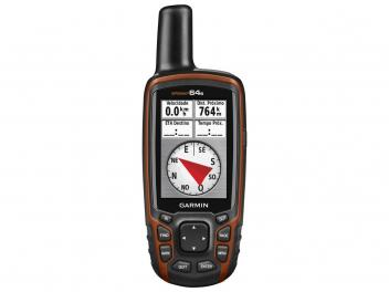 "GPS Garmin Map 64S - Tela 2,6"" Colorida"