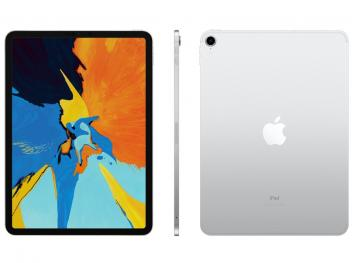 "iPad Pro Apple 4G 64GB Prata 11"" Retina - Proc. A12X Câm. 12MP + Frontal 7MP iOS 12 - Magazine Ofertaesperta"