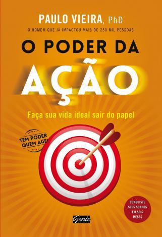 Livro - O poder da ação - Magazine Ofertaesperta