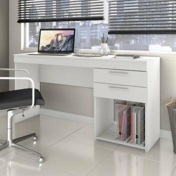 Mesa de Escritório Office 2 Gavetas Notável Móveis - Magazine Ofertaesperta