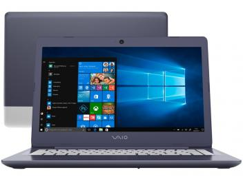 "Notebook Vaio C14 VJC141F11X-B0211L Intel Core i5 - 8GB 1TB 14"" Windows 10 - Magazine Ofertaesperta"