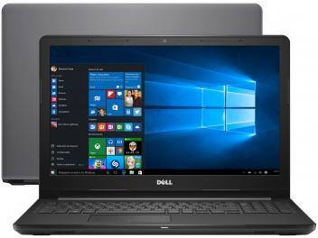 """Notebook Dell Inspiron i15-3576-A70 Intel Core i7 - 8GB 2TB LED 15,6"""" Placa de Vídeo 2GB Windows 10"""