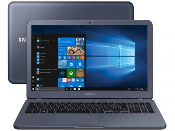 "Notebook Samsung Expert X55 Intel Core i7 16GB - 1TB 128GB SSD 15,6"" NVIDIA MX110 Windows 10 Home - Magazine Ofertaesperta"