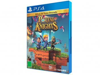 Portal Knights para PS4 - 505 Games - Magazine Ofertaesperta