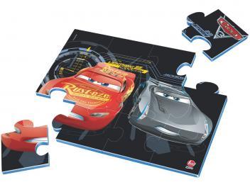 Quebra Cabeça 12 Peças Carros - Líder Brinquedos - Magazine Ofertaesperta