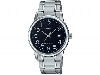Relógio Masculino Casio Analógico - Resistente à Água Collection MTP-V002D-1BUDF - Magazine Ofertaesperta