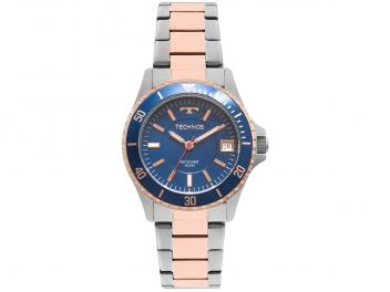 Relógio Feminino Technos Analógico - Resistente à Água Skydiver 2115MMM/5A - Magazine Ofertaesperta