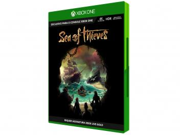 Sea of Thieves para Xbox One - Microsoft - Magazine Ofertaesperta