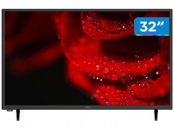 "Smart TV HD DLED 32"" Cobia CTV32HDSM - Wi-Fi Conversor Digital 2 HDMI 1 USB - Magazine Ofertaesperta"