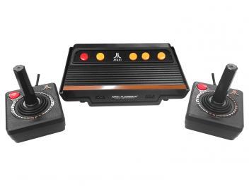 Oferta ➤ Console Atari Flashback 7 com 2 Joysticks – 101 Jogos na Memória Tectoy   . Veja essa promoção