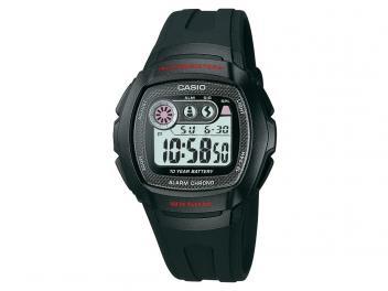 Relógio Masculino Casio W-210-1CVDF - Digital Resistente à Água Cronômetro Calendário