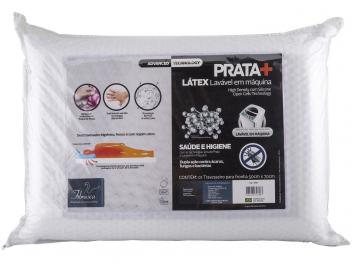 Travesseiro Prata + - Fibrasca - Magazine Ofertaesperta