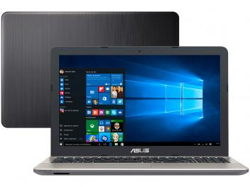 "Notebook Asus Vivobook Max X541UA - Intel Core i3 4GB 1TB LED 15,6"" Windows 10 - Magazine Ofertaesperta"