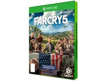 Oferta ➤ Far Cry 5 Edição Limitada para Xbox One – Ubisoft – Magazine   . Veja essa promoção