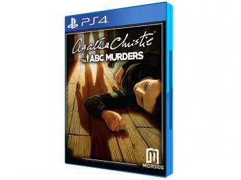 Agatha Christie ABC Murders para PS4 - Kalypso - Magazine Ofertaesperta