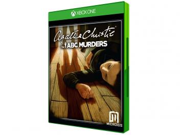 Agatha Christie ABC Murders para Xbox One - Kalypso - Magazine Ofertaesperta