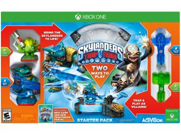 Skylanders Trap Team Starter Pack - para Xboxe One Activision 2 unidades - Magazine Ofertaesperta