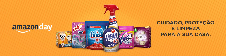 Oferta ➤ Produtos de limpeza com até 45% de desconto a partir de R$2,56   . Veja essa promoção