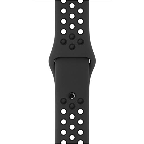 Pulseira para Apple Watch Sport, 42mm, P/M/G, Yogo, Preto