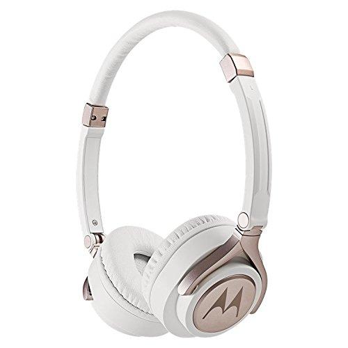 Fone de Ouvido Pulse 2 com Microfone, Motorola, Sh005, Branco, Único